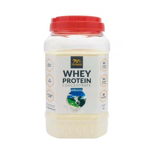 Unflavored whey 2 kg
