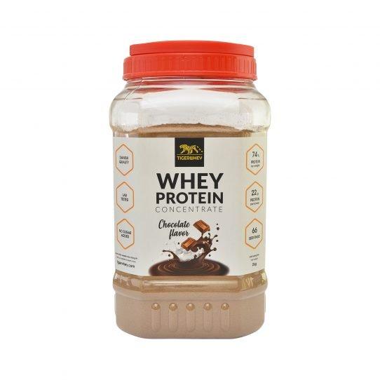 Chocolate whey 2 kg