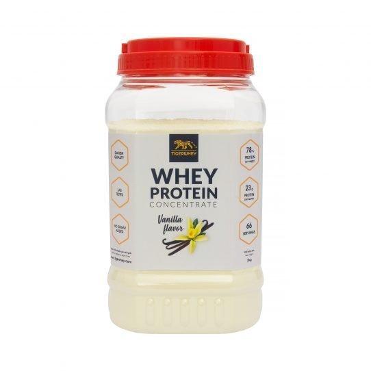 Vanilla whey 2 kg